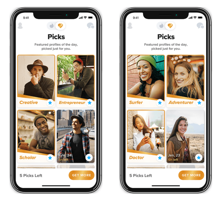 tinder-top-picks